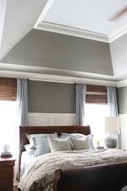 Paint Colors Living Room Vaulted Ceiling by Best 25 Painted Tray Ceilings Ideas Only On Pinterest Master