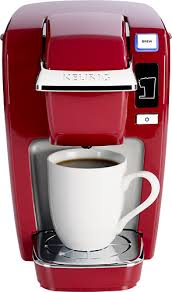 Keurig K Mini K15 Single Serve Cup Pod Coffee Maker Red 119251