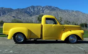 1948 Studebaker 1/2 Ton Pickup Stock # ST13 For Sale Near Palm ... 2 Pallet Tonne Refrigerated Truck Scully Rsv Home 1969 Chevrolet 12ton Pickup Connors Motorcar Company Chevrolet 2wd 12 Ton Pickup Truck For Sale 1316 Harlan 2011 Ton Trucks Vehicles For Sale 71 New 1 Ton Diesel Dig Toyota Hino Caribbean Equipment Online Classifieds 1950 Intertional L160 Sale Hemmings Motor News China Isuzu 4x2 To 4 Mini Dump Tipper 1946 From The Aston Workshop Sidney 1949 15 For Autabuildcom