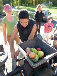 Harvest Festival Celebrates the Buford Garden
