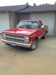 100 1986 Chevy Trucks For Sale Collin Hansen His 86 Like A Rock GMC