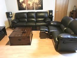 massivholz truhentisch wohnzimmer tisch couchtisch truhe
