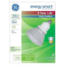 ge 90 watt r40 cfl light bulb soft white target