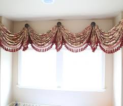 Jcpenney Curtain Rod Finials by Swag Curtains Patterns Free Best Curtain 2017