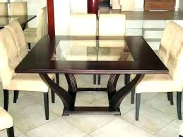 Round Table Seats 8 Dining Seat Miraculous Room With