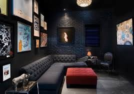Black Grey And Red Living Room Ideas by Red Living Room Interior Design Ideas Red Black Furniture Living