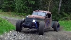 Check Out This Rat Rod Trophy Truck | Top Gear