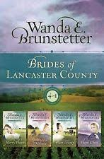 Brides Of Lancaster County The By Wanda E Brunstetter