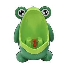 Frog Potty Seat With Step by Bh Baby Green Plastic Frog Potty Training Urinal Potty Training