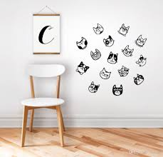 Elegance Cats Wall Stickers For Kids Room Removable Black Vinyl Wall ... Playroom Wall Decals Designedbegnings New Style Hair Salon Sign Vinyl Wall Stickers Barber Shop Badges Watercolor Dots Decals Rocky Mountain Mickey Mouse Decal Is A High Quality Displaying Boys Nursery Pmpsssecretariat Girl Baby Bedroom Quote Letter Sticker Decor Diy Luludecals Five Owl Waterproof Hollow Out Home Art And Notonthehighstreetcom Cheap Minnie Find Deals For Kids Room Dcor This Such Simple Ikea Hack All You Need Little Spraypaint