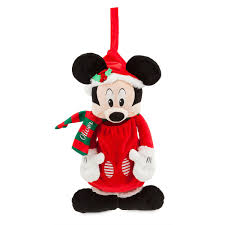 Santa Mickey Mouse Stocking Personalizable ShopDisney