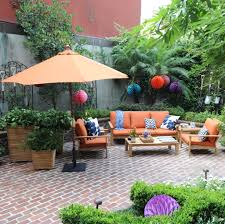 courtyard decorating ideas and smith hawken for target