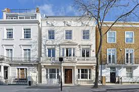 104 Notting Hill Houses House With Indoor Swimming Pool James Bond Parking Hits Market Mansion Global
