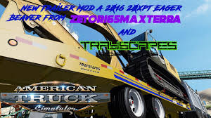 American Truck Simulator NEW! MOD RELEASE! 2016 20xpt Eager Beaver ... Chris Dunn Assistant Parts Manager Beaver Truck Centre Linkedin Vnlspecshero4k 2017 Eager 70gsl 232 Rgn Lowboy Trailer For Sale Salt Trucking Kamloops Indian Reserve Northern Bc Archives Pine Hills Inc N6306 N Salem Rd Dam Wi 53916 Ypcom Kevin Ross Cpa Cga Controller J Llc Home Facebook Volvo 2018 50gsl3 Lake City Welcome To Beaver Express Badger State Show Dodge County Fairgrounds