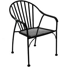 Black Wrought Iron Chairs Outdoor 42 Black Metal Outdoor Fniture Ding Phi Villa 300lbs Wrought Iron Patio Bistro Chairs With Armrest For Genbackyard 2 Pack Wrought Iron Garden Fniture Mainstays 3piece Set Gorgeous Patio Design Using Black Chair And Round Table With Curving Legs Also Fabric Arlington House Chair Commercial Sams Club 2498 Slat At Home Lck Table2 Chairs Outdoor Gray Mesh Back