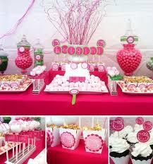 decoration pour anniversaire sweet table decorations pour table gourmande hello fête