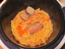 comment cuisiner paupiette de veau paupiettes de veau sauce tomate et pennes recettes cookeo
