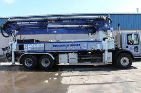 100 Concrete Pump Truck Rental Booms Our S
