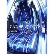 volkswagen golf 3 housse de siège à rayures bleu fausse