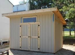 12x16 Slant Roof Shed Plans by 8x8 Slant Roof Shed Plans 28 Images Oko Bi 8x8 Wood Shed 3x5