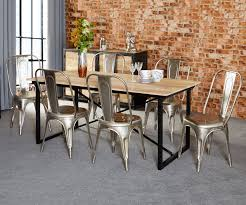 Silver Metal Dining Room Chairs Home Source Donna Silver Metal Ding Table Grey Na Fniture Nice Chair Room Qarmazi White And Gray Set Of Eight Vintage Rams Head Angloindian Embossed Chairs Ausgezeichnet Industrial Wood Design Hefner Silver 5 Piece Ding Set 100 To Complete Flash 315 X 63 Rectangular Inoutdoor With 4 Stack Polk In Brushed Rustic Pine Seat 3pcs Black Metal Details About 2pcs Distressed 11922 Indian Hub Cosmo Silver Ding Table Chairs Thepizzaringcom