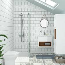 White Tiles Bathroom Ideas Simple AC D - Airpodstrap.co White Bathroom Design Ideas Shower For Small Spaces Grey Top Trends 2018 Latest Inspiration 20 That Make You Love It Decor 25 Incredibly Stylish Black And White Bathroom Ideas To Inspire Pictures Tips From Hgtv Better Homes Gardens Black Designs Show Simple Can Also Be Get Inspired With 35 Tile Redesign Modern Bathrooms Gray And