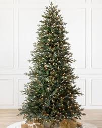 Norway Spruce Narrow Artificial Christmas Tree