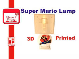 Mario Question Mark Block Lamp by Super Mario Bros Question Block Lamp Youtube