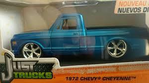 JUST TRUCKS 1972 Chevy Cheyenne(JADA Toy's) | #1812449965