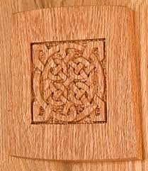 42 best celtic wood carving images on pinterest celtic designs