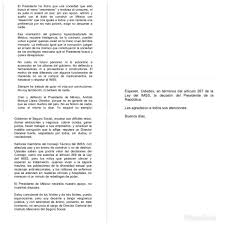 Ejemplo De Carta De Un Oficio Binbirderscom