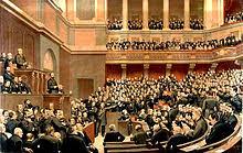 chambre des deputes chambre des députés troisième république wikipédia