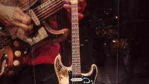 Remember Music Legend Stevie Ray Vaughan In New Bullock Museum Exhibit