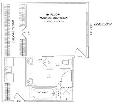 Master Suite Floor Plans In Easy Flow Design Spacious Modern Style First Ideas Equipped With Bedroom