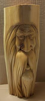 140 best Wood spirits Greenmen wood carving ideas images on