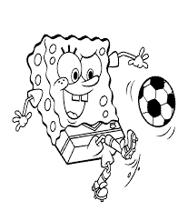 Great Spongebob Coloring Pages Book Design For KIDS