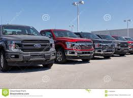 100 Ford Truck Dealership Lafayette Circa April 2018 Local Car And