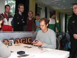 Mtg Championship Decks 1997 by Helge Holds A Full Nelson On Germany Magic The Gathering