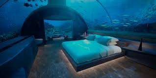 100 Water Discus Hotel In Dubai Photos Worlds First Glass Underwater Hotel Suite At Conrad