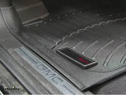 Laser Measured All Weather Floor Mats by Weathertech Front Floor Liners Review 2011 Gmc Acadia Video
