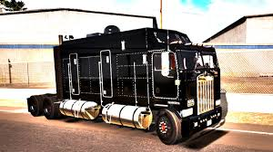 100 Monster Truck Simulator Kenworth K 1000 American ATS Mods