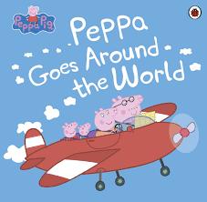 Peppa Pig Pumpkin Carving by Peppa U0027s Halloween Party Peppa Pig 8x8 Amazon Co Uk Eone