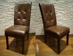details zu 100 echtleder stuhl echt leder stühle esszimmer lederstühle große farbauswahl