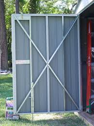 Arrow Woodridge Steel Storage Sheds by Arrow Storage Sheds Door Repair Kit Storage Decorations
