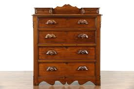 Tiger Oak Dresser With Swivel Mirror by Search Showroom Harp Gallery Antiques Showroom