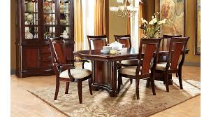 Granby Merlot 5 Pc Rectangle Dining Room