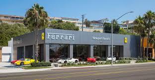 Ferrari Of Newport Beach | California Factory Authorized Ferrari Dealer