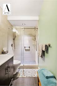 A Bathroom Remodel In A Small NYC Apartment | Apartment Therapy 25 Best Modern Bathrooms Luxe Bathroom Ideas With Design 5 Renovation Tips From Contractor Gallery Kitchen Bath Nyc New York Wonderful Jardim West Chelsea Condos For Sale In Nyc 3 Apartment Bathroom Renovation Veterans On What They Learned Before Plan Effortless Style Blog 50 Stunning Luxury Apartment Decoration Decor Pleasing Refer Our Complete Guide To Renovations Homepolish Emergency Remodeling Toilet