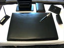 parure de bureau en cuir parure de bureau parure de bureau et maroquinerie de bureau en