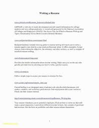 Gallery Resume Introduction Examples Luxury Customer Service Objective 0d Skills